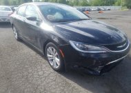 2016 CHRYSLER 200 LIMITE #1570475242