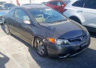 2008 HONDA CIVIC LX #1491748679